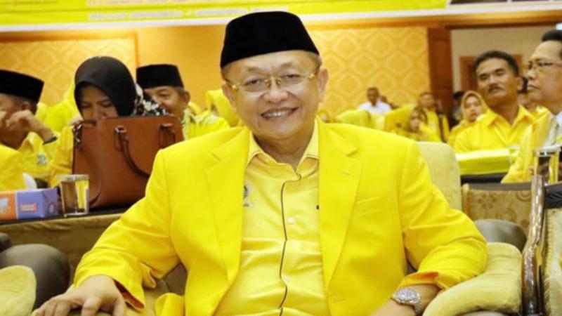 Cek Endra Bacagub Jambi / Ketua DPD Partai Golkar Prov Jambi. FOTO / Istimewa.