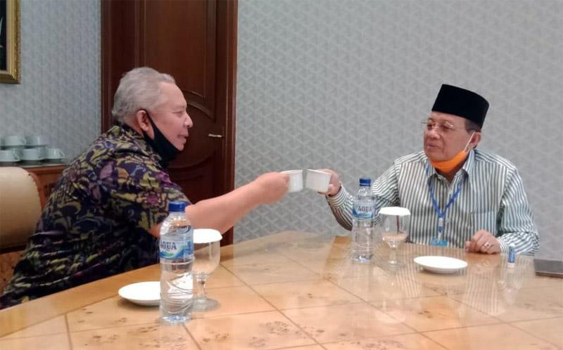 Calon Gubernur dan Wakil Gubernur Jambi Fachrori-Safrial / FOTO : JambinetID
