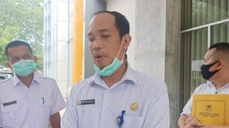 Direktur RSUD Raden Mattaher Jambi, dr. Fery Kusnadi, Sp.Og. (FOTO : Istimewa)