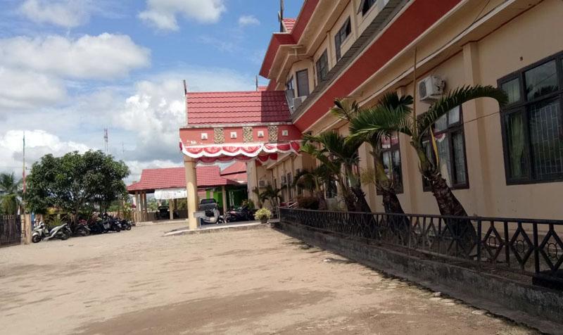 Rumah Sakit Umum Daerah KH. Daud Arif Kuala Tungkal. FOTO : JambinetID