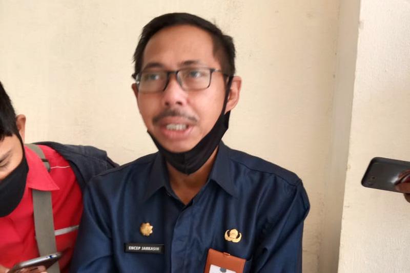 Kepala Inspektorat Kabupaten Tanjabbar, Encep Zarkasih. FOTO : MR/JambinetID