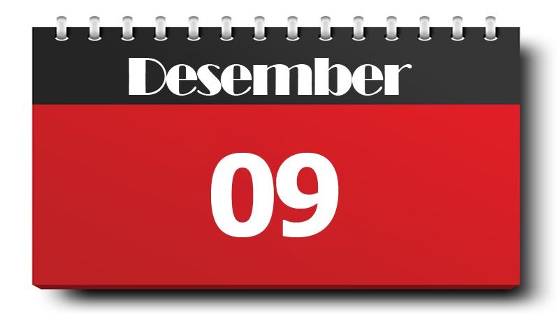 FOTO : Ilustrasi 9 Desember