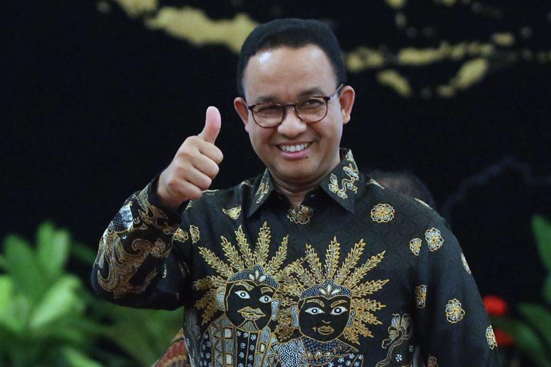 Anies Baswedan (Sumber: Dokumentasi Pemprov DKI Jakarta)