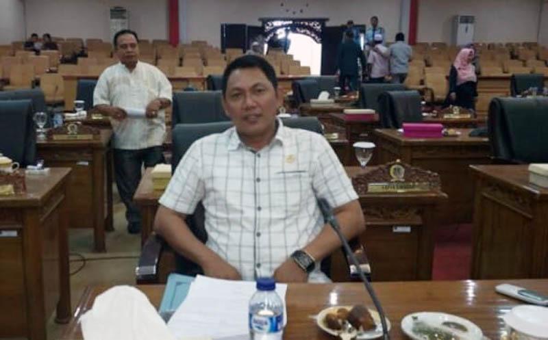 Foto HAIRAN, SH ini yang Dipakai OTK di Profil WhatsAppnya Untuk Mengelabuhi Korban. [FOTO : JambiNET/Tim Anshar]