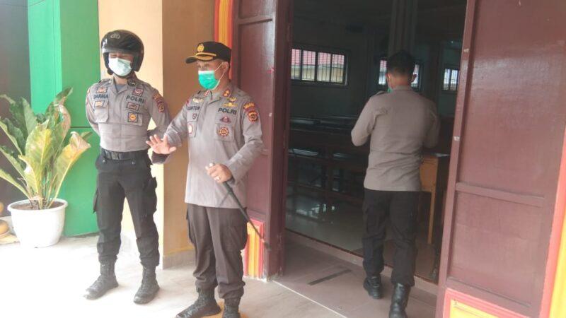 Kapolres Tanjab Barat AKBP Guntur Saputro, SIK, MH. [FOTO : JambiNET/RES]
