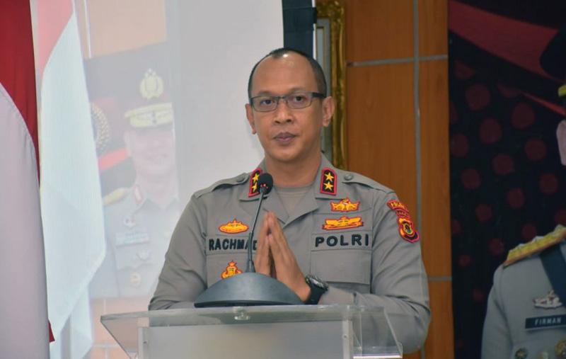 Kapolda Jambi Irjen Pol. A. Rachmad Wibowo, S.I.K. [FOTO : JambiNET/Ist]