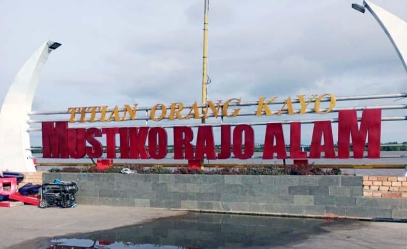 Merek WFC yang Kini Berubah Nama Menjadi Titian Orang Kayo Mustiko Rajo Alam. [FOTO : JambiNET/Ist]
