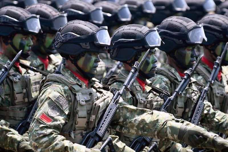 Korem 042/Gapu Resmi Buka Pendaftaran Tamtama PK TNI AD Gelombang I Tahun 2021. [FOTO : JambiNET/REM042]